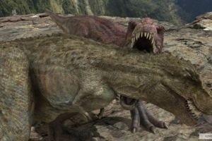 Тарбозавр 3D 12997