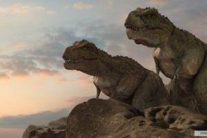 Тарбозавр 3D 12996