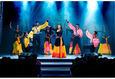 Концерт цыганского шоу Аллюр 1
