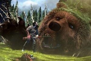 Как приручить медведя 14502