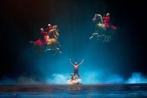 Cirque du Soleil: Сказочный мир в 3D 14700
