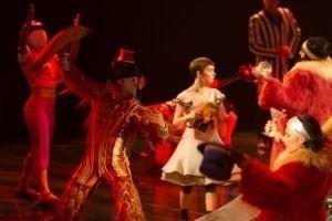 Cirque du Soleil: Сказочный мир в 3D 14703