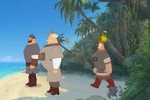 Три богатыря на дальних берегах 14763
