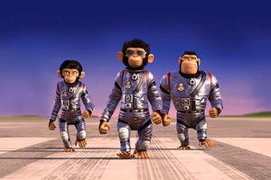 Мартышки в космосе 2576