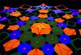 Выстаўка флуарэсцэнтнага дызайну і графікі «Люмін» 1