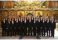 Концерт хора Московского Сретенского монастыря 1