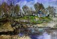 Выставка живописи Василия Пешкуна 1