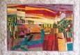 «Ситцевые фантазии»: текстильные панно в технике лоскутного шитья 1