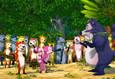 Переполох в джунглях 8