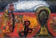 Выставка живописи Матвея Басова 1
