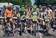 Открытие велогонок кросс-кантри 2016 1