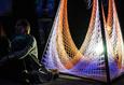 Флуоресцентная выставка. Нить 2