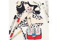 Курс по Fashion иллюстрации. Базовый 1