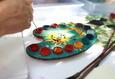 Мастер-класс «Арт-медитация по живописи на воде» 3