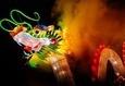 Фестиваль гигантских китайских фонарей 1