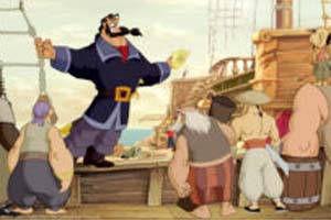 Абрафакс: под пиратским флагом 1027