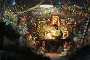 Секретная служба Санта-Клауса 11331