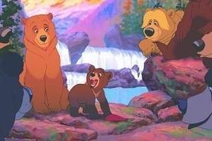 Братец медвежонок 1070