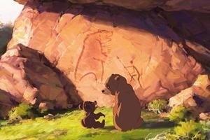 Братец медвежонок 1066