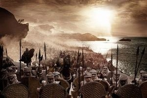 300 спартанцев 1081