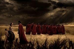 300 спартанцев 1086