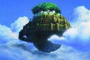 Небесный замок Лапута 3705