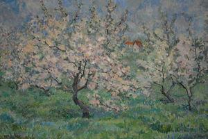 Выставка пейзажей 3904