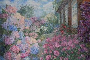 Выставка пейзажей 3903
