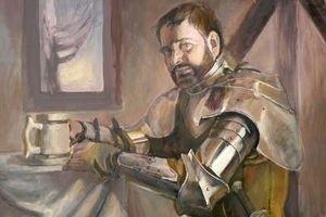 Неосарматский портрет 4091