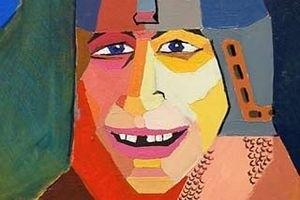 Неосарматский портрет 4092