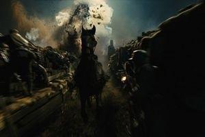 Боевой конь 11923