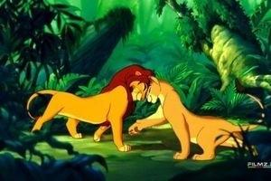 Король лев 3D 12694