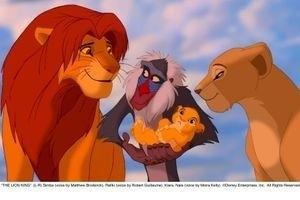 Король лев 3D 12689