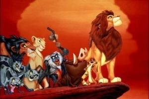 Король лев 3D 12688