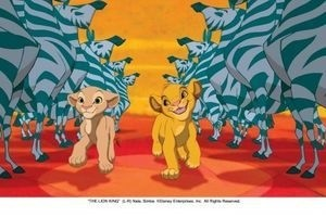 Король лев 3D 12697