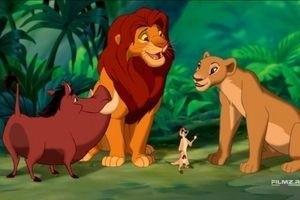 Король лев 3D 12690