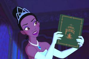 Принцесса и лягушка 4933