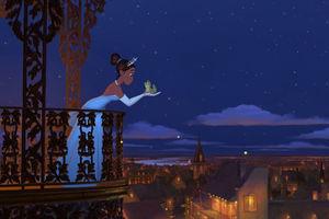 Принцесса и лягушка 4935