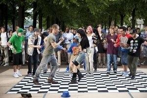 «Уличные танцы - 2» 3D 12868