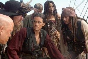 Пираты Карибского моря: На краю света 1313