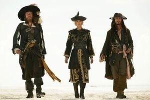 Пираты Карибского моря: На краю света 1312