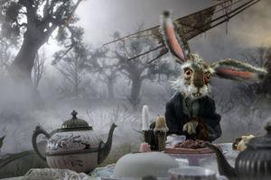 Алиса в стране чудес 5163