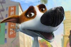 Белка и Стрелка звездные собаки 5253