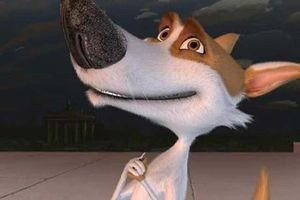 Белка и Стрелка звездные собаки 5256