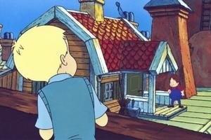 Карлсон, который живет на крыше 3278