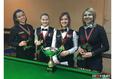 Чемпионат среди женщин по снукеру 5