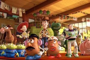 История игрушек: Большой побег 5775
