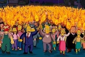 Симпсоны в кино 3320