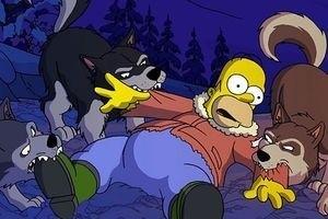Симпсоны в кино 3317
