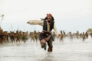 Пираты Карибского моря 2: Сундук мертвеца 307